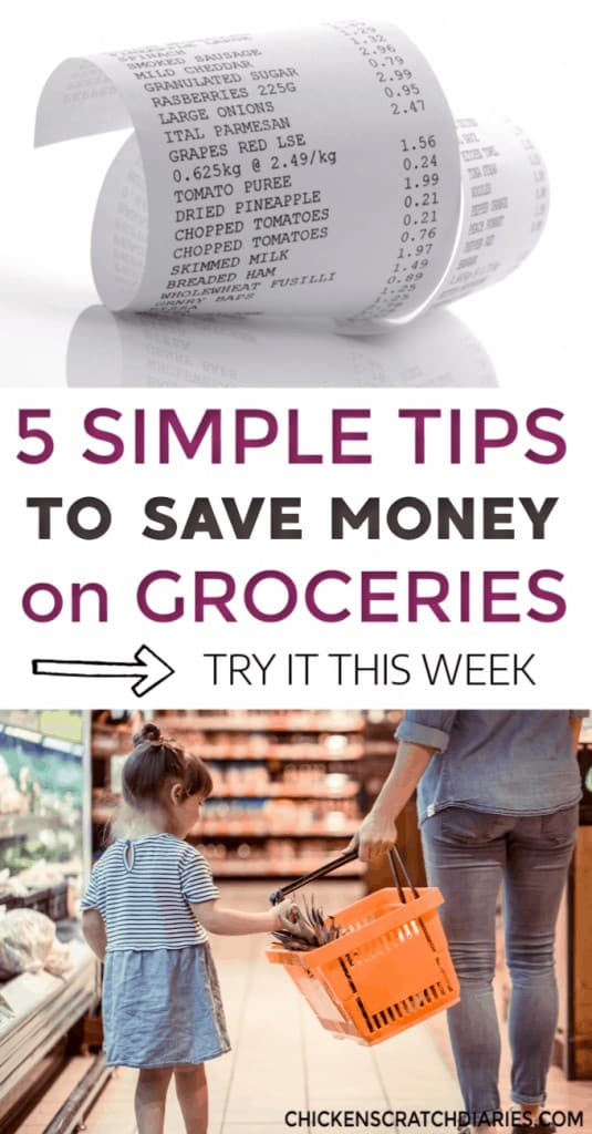 How to save money on groceries without coupons: 5 simple tips anyone can implement this week