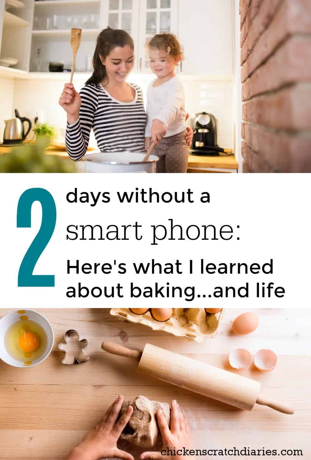 Smartphone addiction can creep in even when you think you're being intentional with your time. Sometimes we don't realize how much time we really DO have until we break the chain! #Technology #MomLife #Smartphone #IntentionalMom