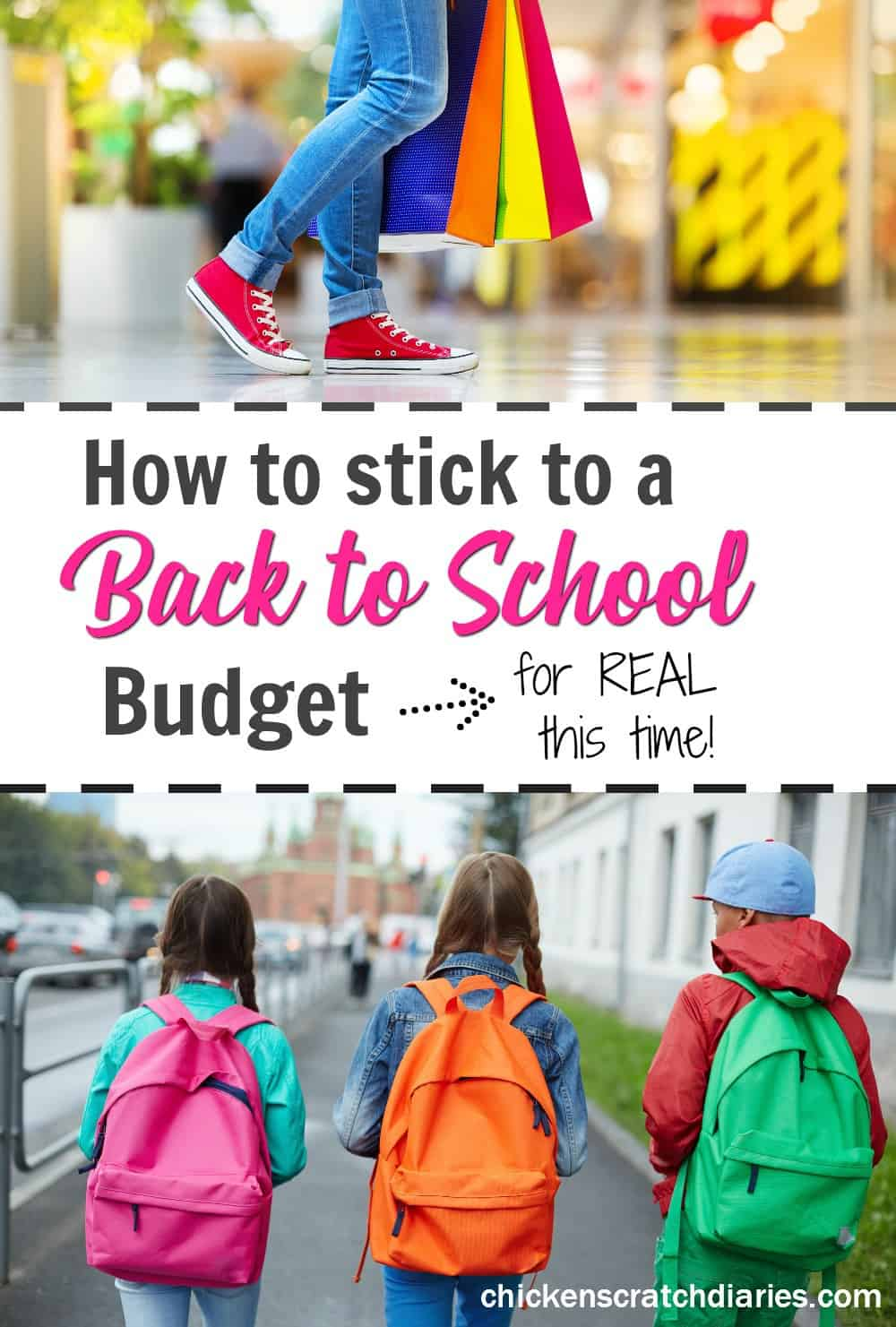 Back to School Hacks: from school supplies to clothing - awesome tips to help you save more on everything you need! #BackToSchool #Budgeting #Family #School #Shopping