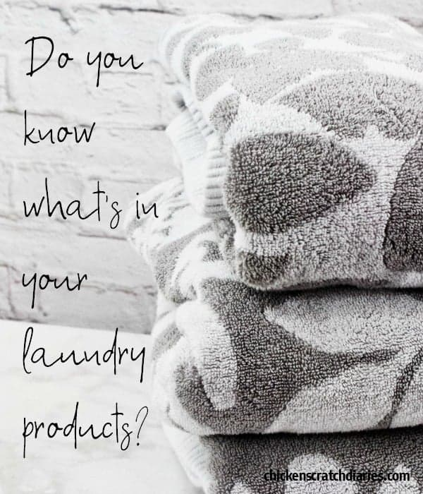 Homemade detergent can wreak havoc on your clothes and washing machine! Read these laundry facts for a healthier family.