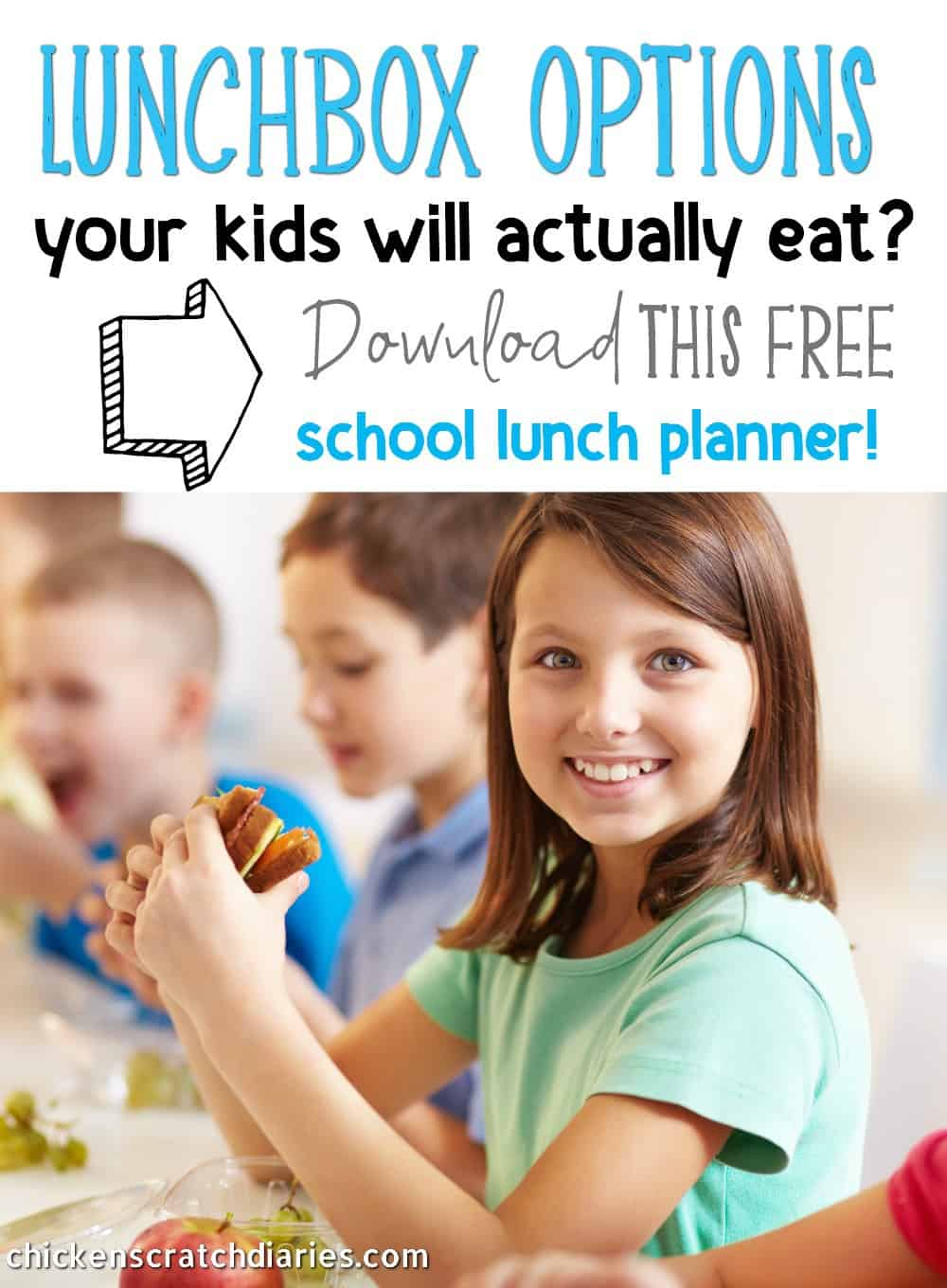 Back to School lunch ideas with options your kids will actually eat! BackToSchool #LunchBox #LunchIdeas #Kids