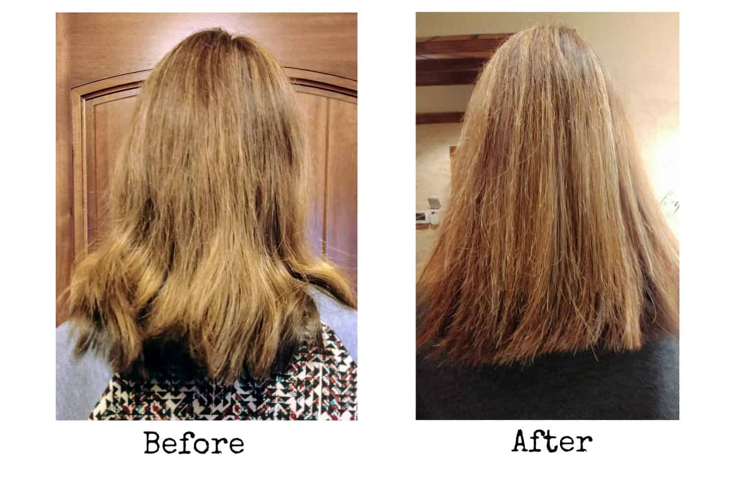 Before and After Monat