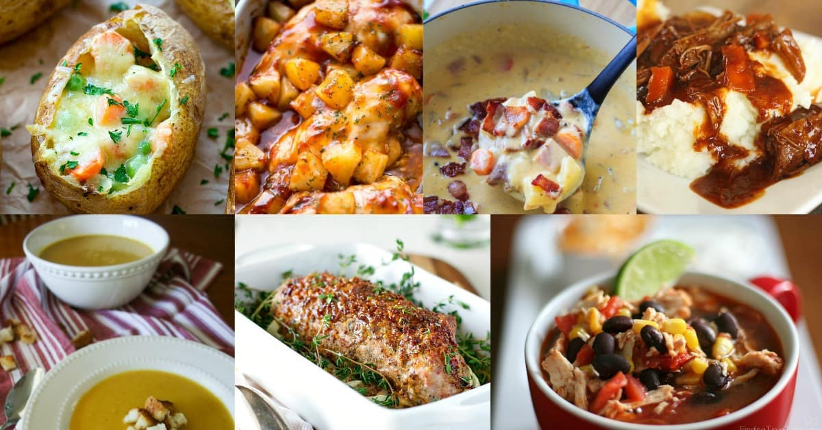 7 irresistible cold weather comfort food recipes for Cold weather meals recipes