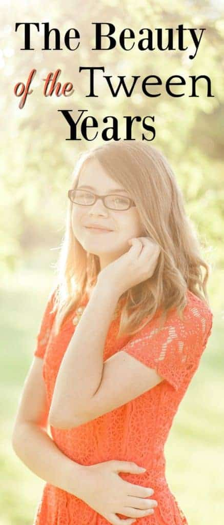Parenting Tween girls - important things to remember during these sometimes- tough years! #Tweens #Parenting #Faith