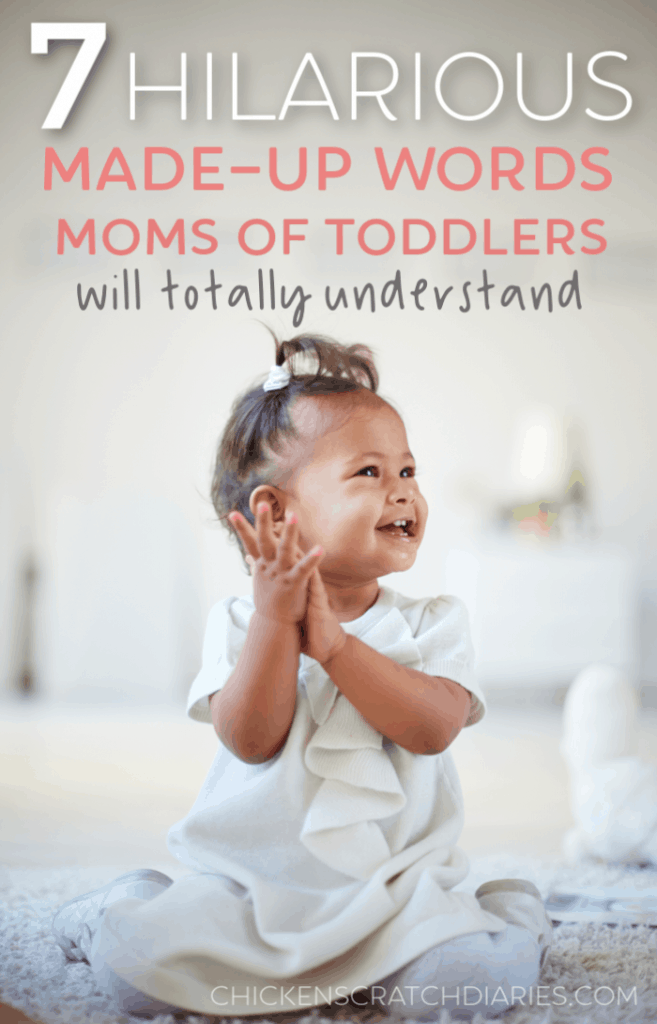 Parenting humor that moms of toddlers can relate to! #ToddlerLife #Motherhood #MomLife #Funny