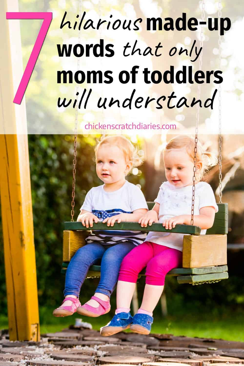 Mom humor that moms of toddlers can appreciate! #MomLife #Toddlers #MomHumor #Parenting #Funny