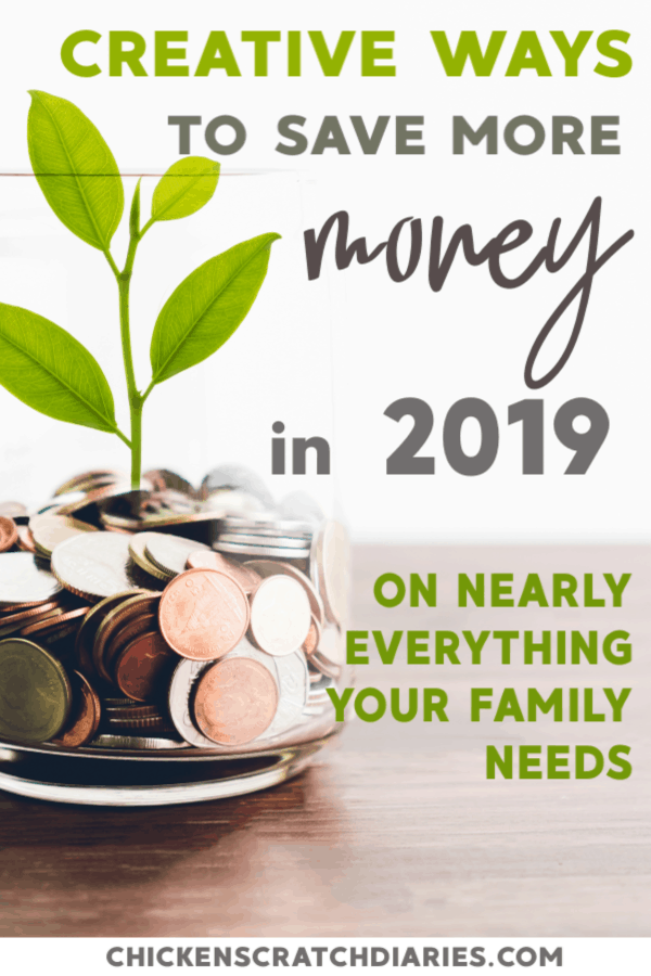 Simple family finance tips to stay on track with your budget in 2019 and spend less on just about everything that comes with life with kids! #Savings #FamilyFinance #PersonalFinance #Budgeting #FrugalLiving