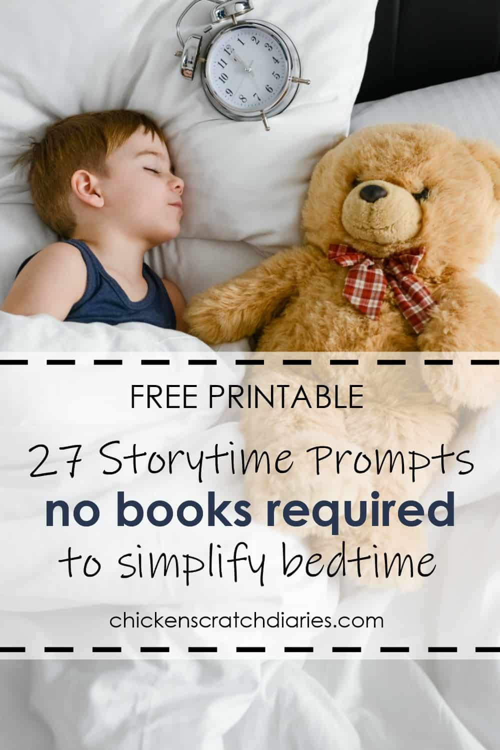 Bedtime routine idea: imaginative storytelling, no books required! #bedtime #Storytime #Values #Kids