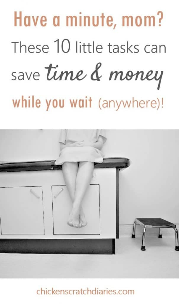 10 Ways for Busy Moms to Get More Done