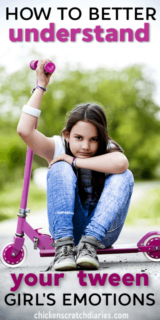 Raising tween girls comes with a unique set of challenges but you can both survive and thrive during these years! #Tweens #RaisingGirls #ParentingTips