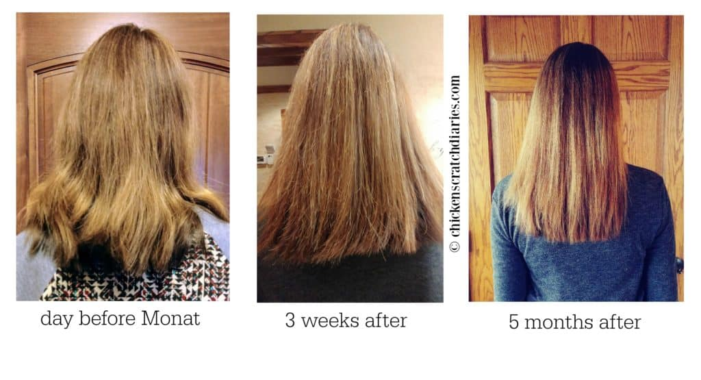 Review of Monat for Postpartum Hair Loss