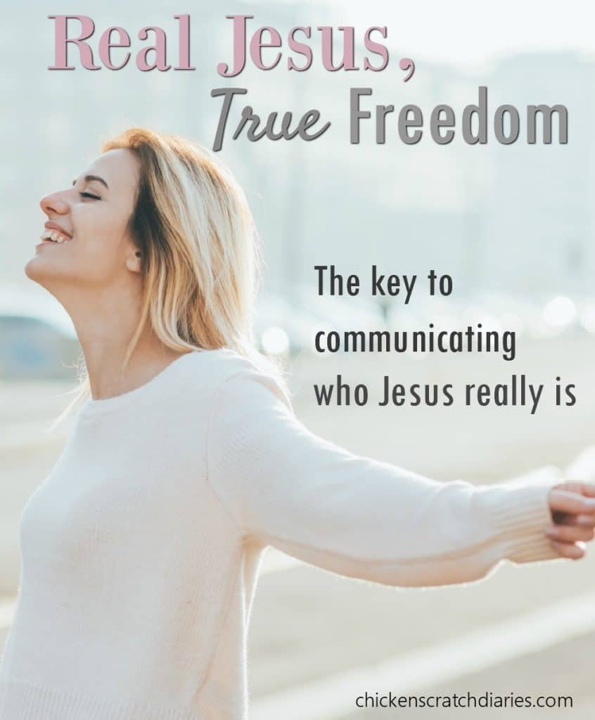 Real Jesus, True Freedom