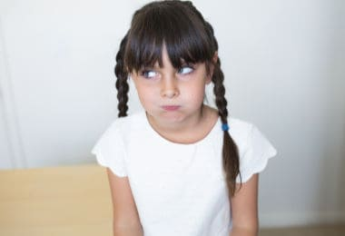 girl drama-managing tween emotions