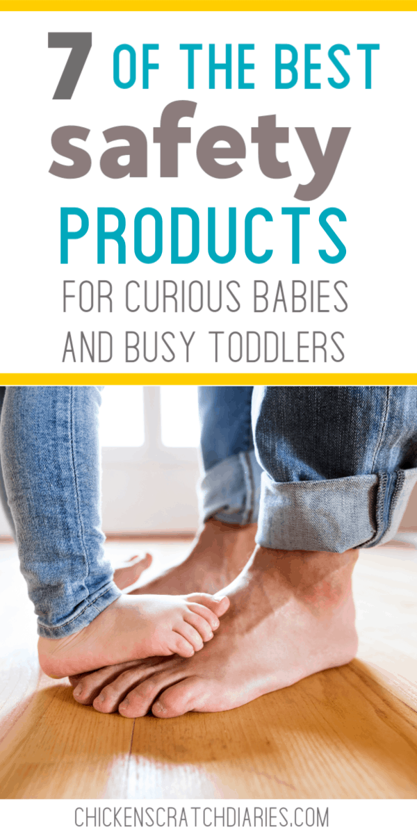 Child safety products every parent needs! #Babies #Toddlers #Safety #Parenting