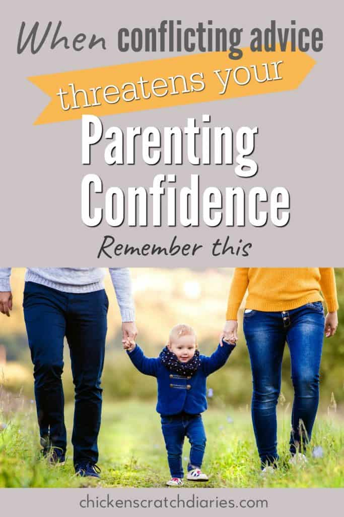Parenting advice based on real wisdom can be hard to find. Love this perspective - 5 things to keep in mind to restore your confidence in parenting. #Parenting #Wisdom #ChristianParenting #ParentingAdvice #Motherhood