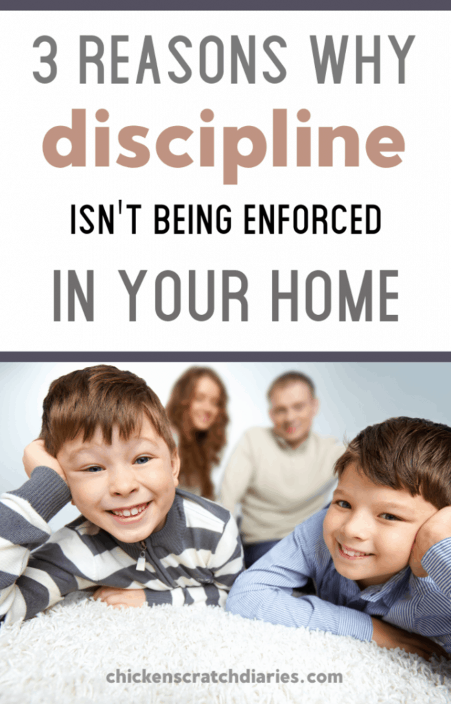 Disciplining kids appropriately doesn't come naturally to most parents. Many of us have been taught wrong - or not at all - on this subject. #Parenting #Discipline #PositiveParenting #ChristianParenting