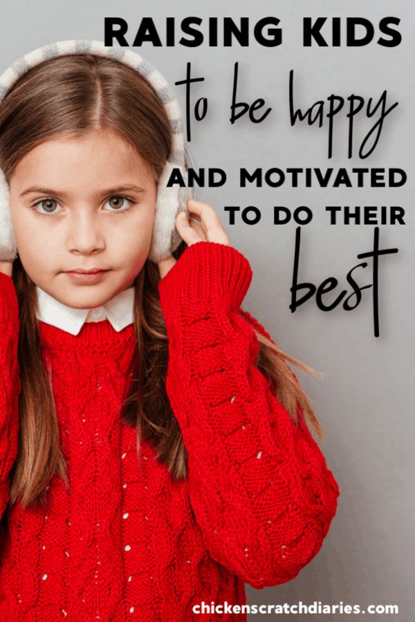 Raising happy kids who want to do good and help others - it shouldn't be a mystery! #RaisingKids #HappyKids #Parenting #ParentingTips