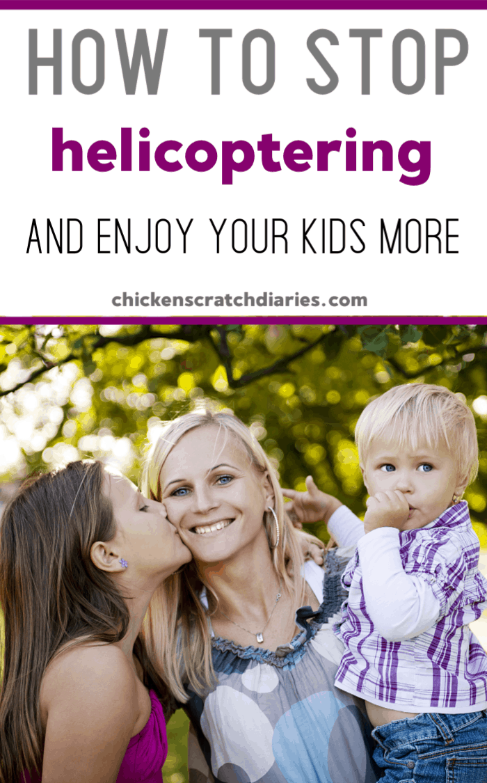 Holding onto childhood without becoming a helicopter parent. #RaisingKids #Parenting #IntentionalParenting
