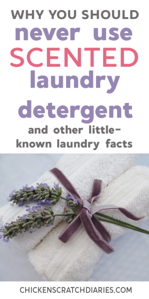 Laundry tips for those concerned about what EXACTLY is in your laundry detergent and fabric softener (and why it matters). #Laundry #Cleaning #Toxic #Chemicals