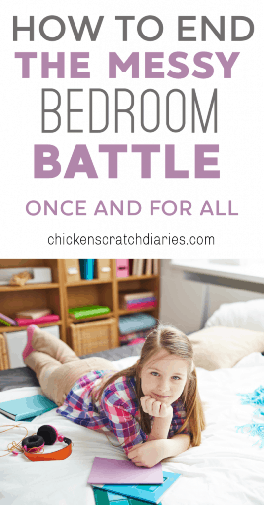 These tips will help to motivate your child to keep a tidy space and stay organized, especially if they're the free spirit unorganized personality in the house! #CleanBedroom #OrganizingLife #Parenting #RaisingKids