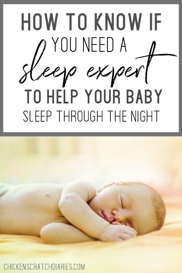 A baby sleep training program with personalized, one-on-one support. Is it right for you? #BabySleepMadeSimple #Baby #Sleep #SleepTraining #GentleParenting #ParentingTips