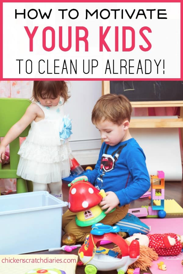 The messy bedroom battles: solutions to help your children cleaning-finally! #Cleaning #Kids #Housework #Parenting