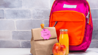 Ultimate List of School Lunch Ideas (Free printable)