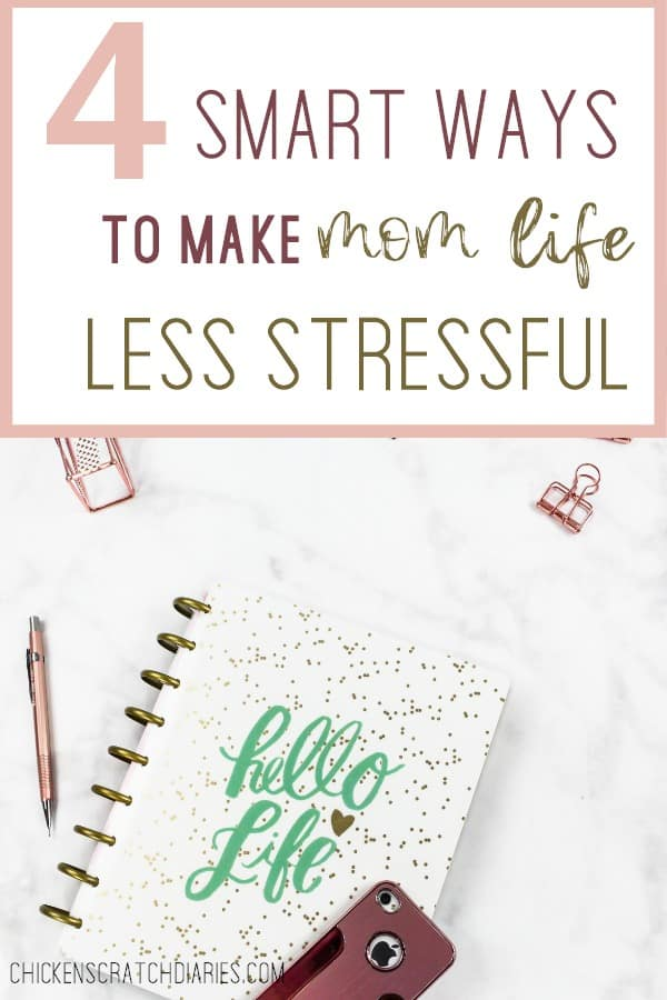 Simple mom life hacks that might make all the difference. #MomLife #OrganizingLife #Motherhood