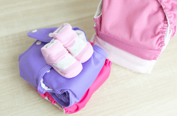 How to use cloth diapers when you're a busy mom