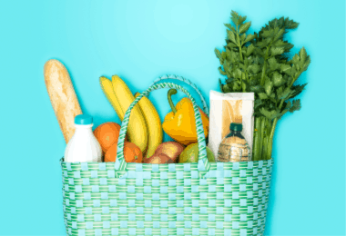 How to save money on groceries the simple way