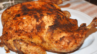 Super Simple Roasted Chicken Recipe