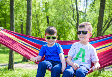 Ideas for outdoor fun with kids