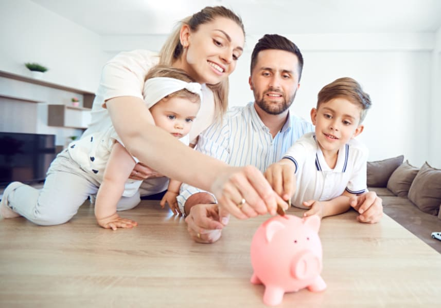 Why budgeting family expenses is key to avoiding overindulgent parenting