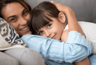 Spending individual time with your child
