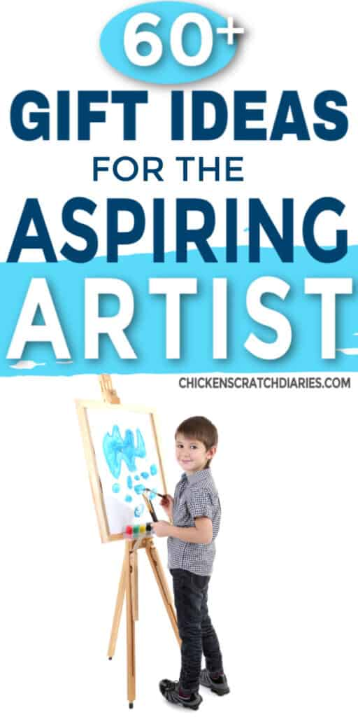 Gifts for the aspiring artist