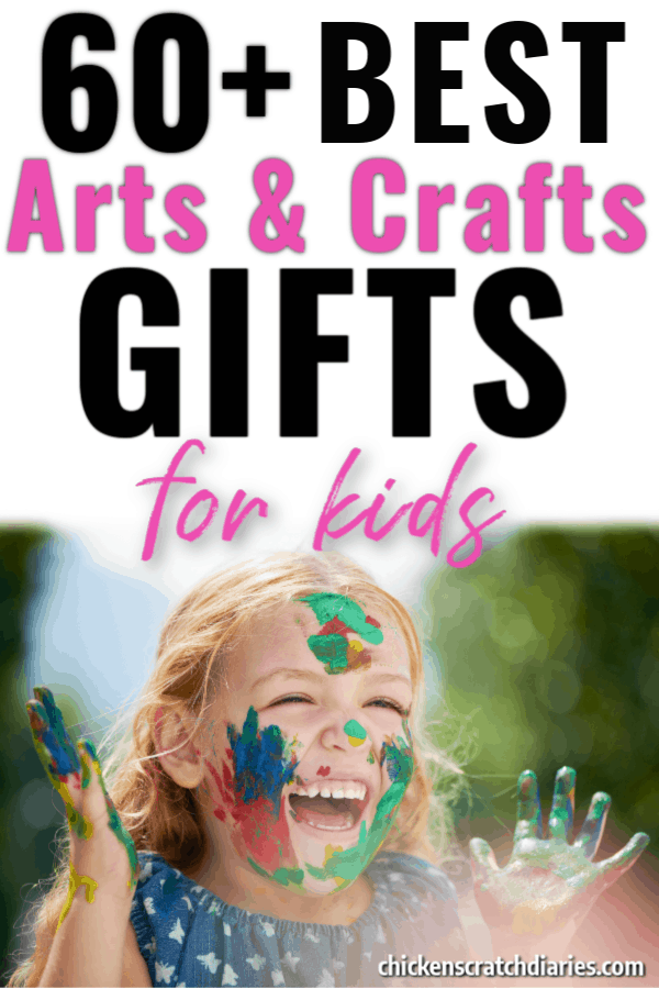 The perfect art gift ideas for kids of all ages
