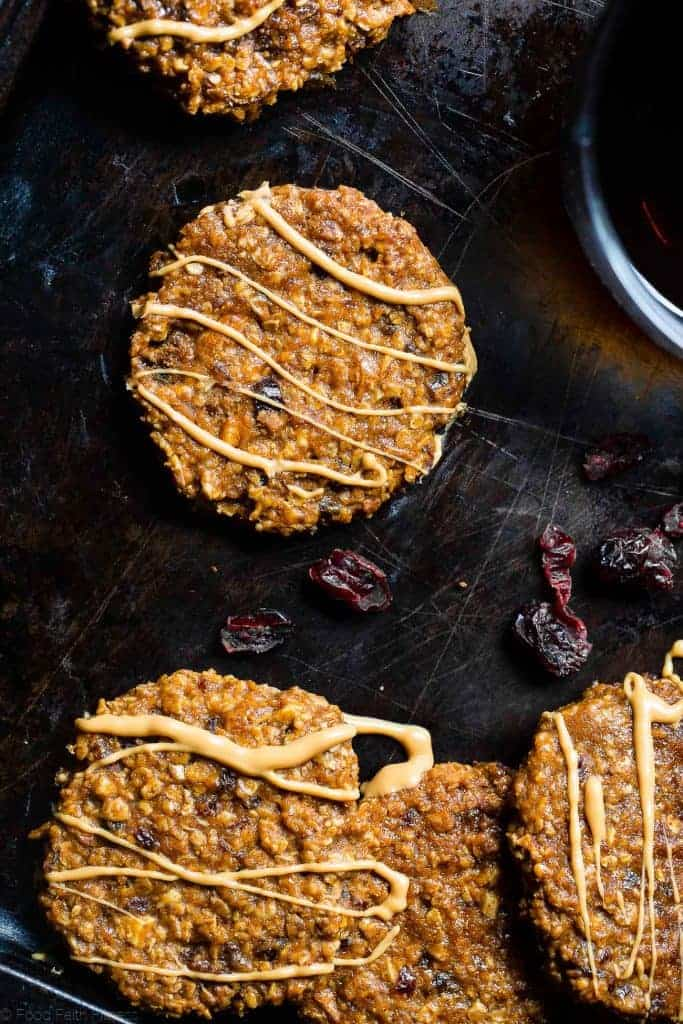 Breakfast cookies- healthy breakfast recipe