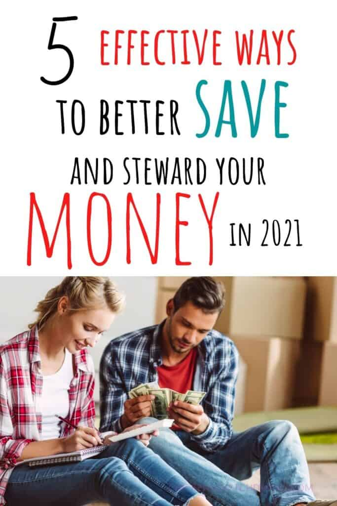 How to save money and improve your family's finances this year- finally.