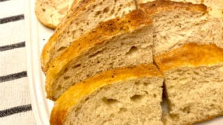 Perfect Crusty French Bread Recipe (in a dutch oven)