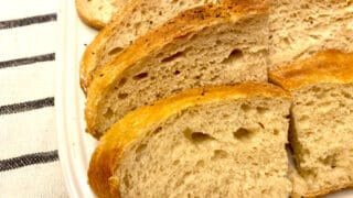 Perfect Crusty French Bread Recipe (in a dutch oven)