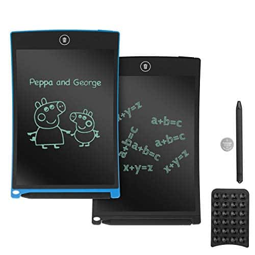 8.5 inch LCD Drawing and Writing Tablet, 2 Pack