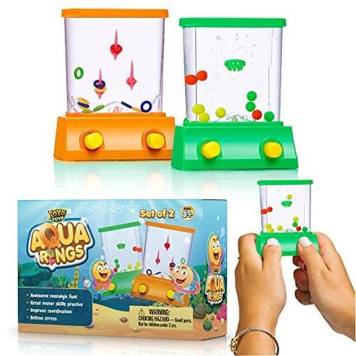 Handheld Water Game 2 Pack Set