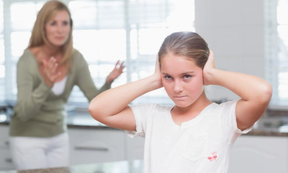 How to avoid angry outbursts and be a calmer mom