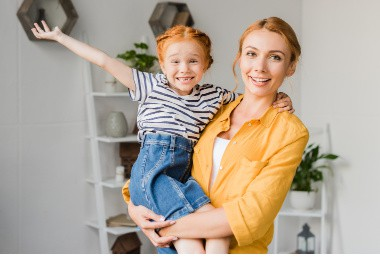 How to be a better mom- a calm mom