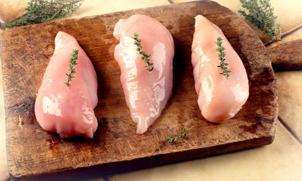 chicken breasts - freezer grocery staple