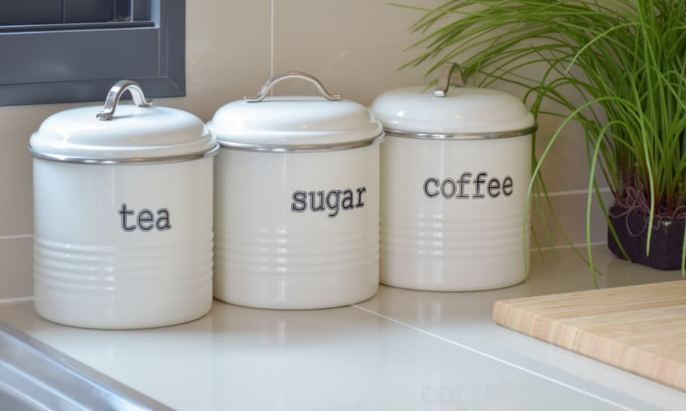 coffee - grocery staple for the pantry
