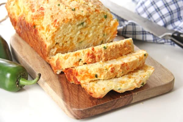 jalapeno bread DIY gift idea