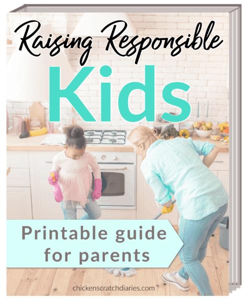 Raising Responsible Kids e-guide