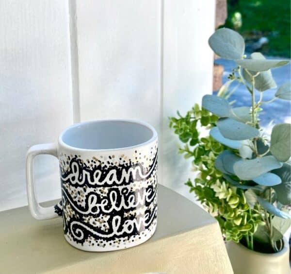 sharpie mug gift
