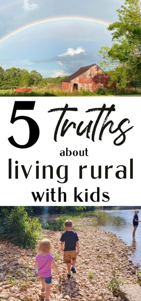 5 truths about raising kids rural-image